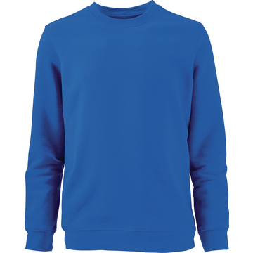 Sweat-Shirt Basic, royal, Größe M